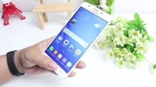 Galaxy J7 Prime Chính Hãng Giá Rẻ - Mở hộp và Đánh giá nhanh | HungMobile
