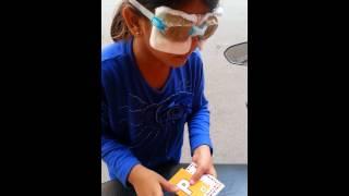 Brain Training Games- Brainmusic international Khushi with Glasses