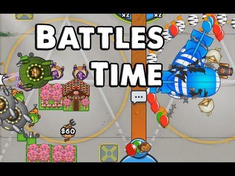 Bloons TD Battles - Feel Like A Battles Virgin
