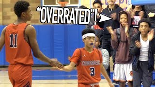 Shareef & Yuuki VS ANOTHER CROWD Talking TRASH! Coaches HEATED at Ref in CLOSE FINISH!