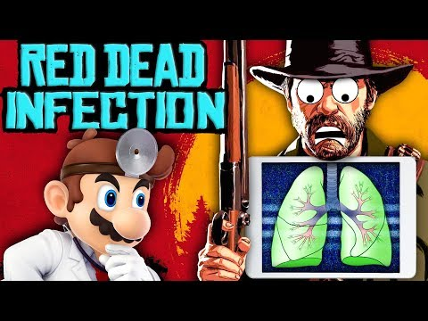 No Cowboy is Safe! Red Deads Biggest THREAT! | The SCIENCE!... of Red Dead Redemption 2 (RDR2)