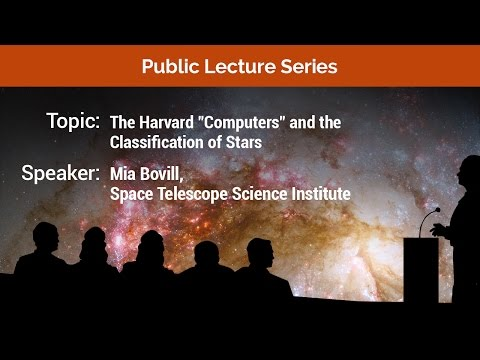 """The Harvard """"Computers"""" and the Classification of Stars"""
