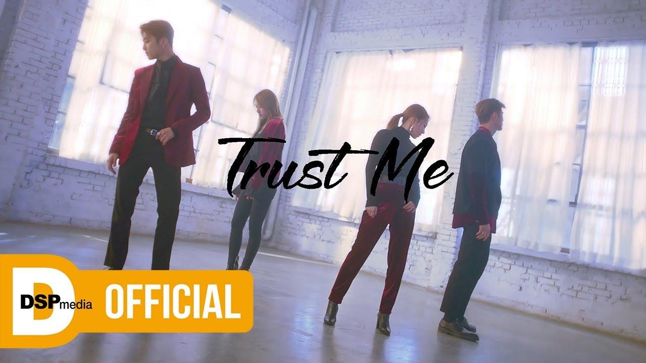 KARD - 'Trust Me' Official M/V
