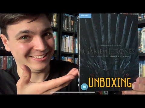 Game Of Thrones Season 8 Blu Ray