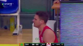 Highlights Μπόγρη εναντίον ΠΑΟ | Luben TV