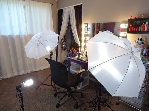 Cowboy Studio PhotographyVideo Continuous Lighting Kit UnboxingFirst Impression  YouTube