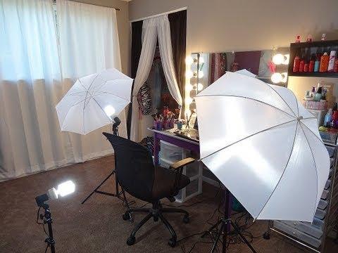 lighting studio cowboy kit continuous