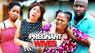 """New Movie Alert """"PREGNANT WIVES"""" 2019 Latest Nigerian Nollywood movie"""