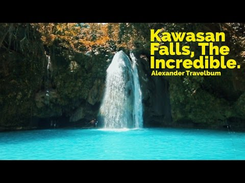 Kawasan Falls, The Incredible | Travel The Philippines