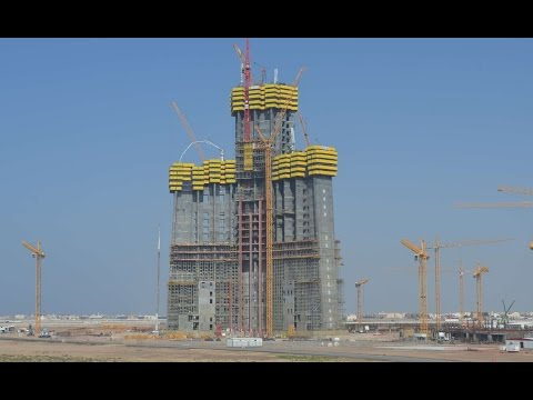 Kingdom Tower/Jeddah Tower - World