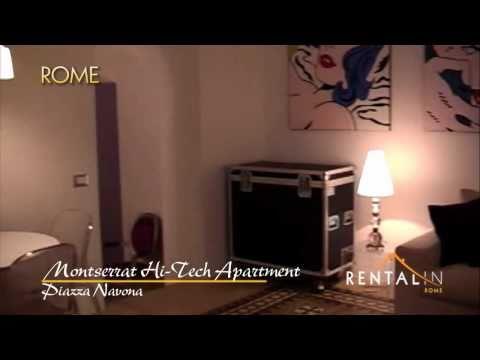 Montserrat Hi-Tech Apartment - rentalinrome.com
