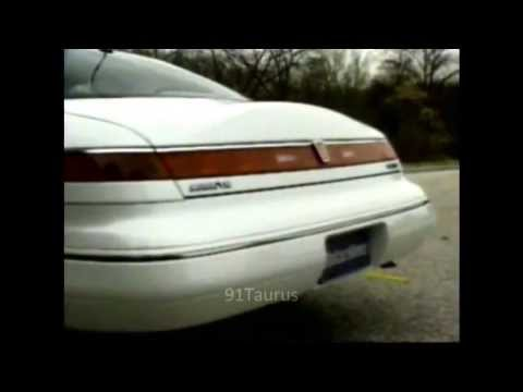 MotorWeek Test of the 93 Mark Lincoln vs Cadillac