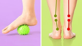 Relieve Your Leg Pain Fast By Doing These Exercises. It works!