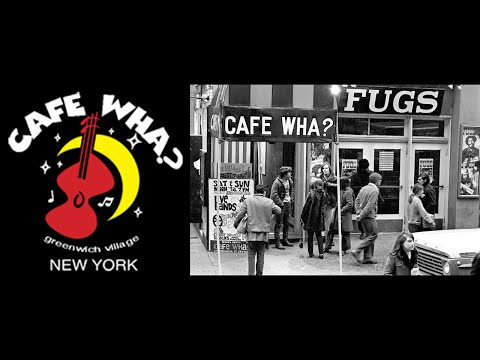 A History of the Cafe Wha?