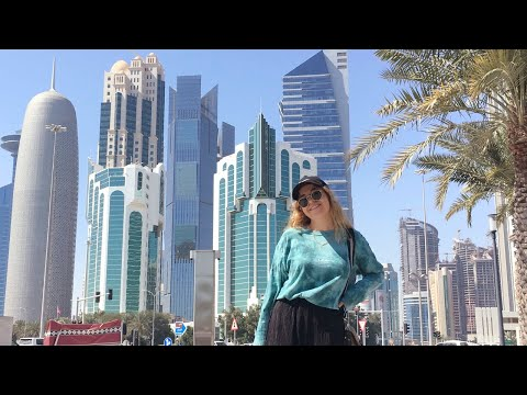 How to travel DOHA, QATAR 🇶🇦  one of the most UNDERRATED travel destinations!