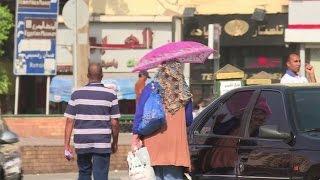 وفاة 21 شخصا في يوم واحد بسبب موجة الحر في مصر