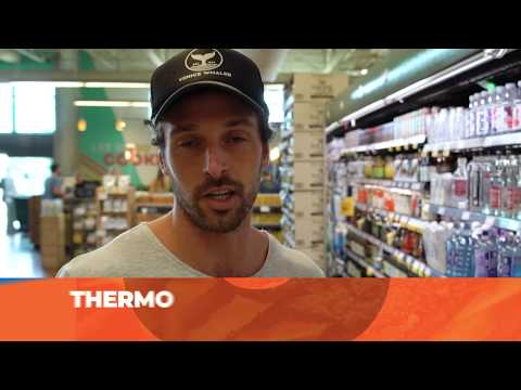 Thermo Diet Grocery Run - Top 3 Mineral Waters At Whole Foods Market