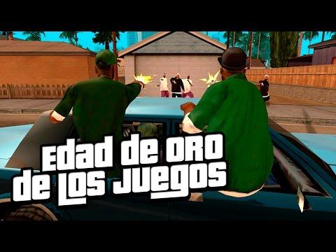 GTA San Andreas (Los tiempos de antes eran mejores)