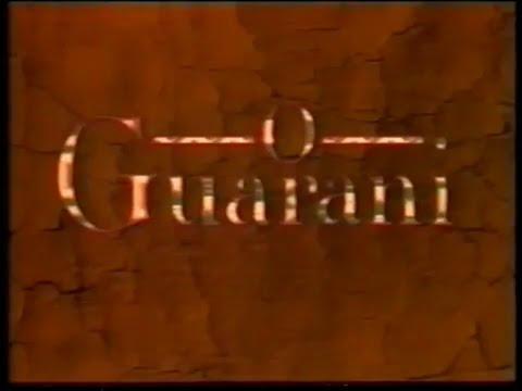 Abertura O Guarani 1991 - Rede Manchete