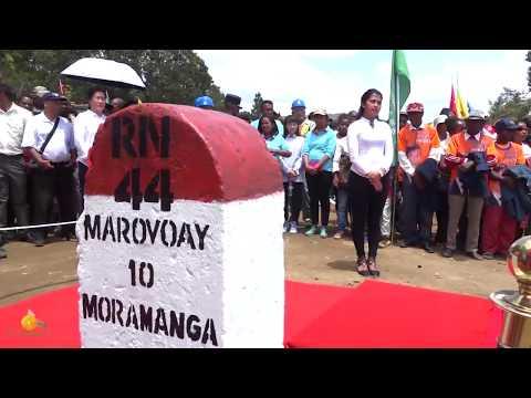 RN44 : Manomboka ny fanamboarana