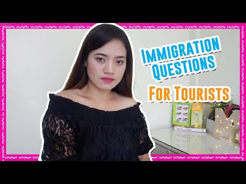 SINGAPORE IMMIGRATION QUESTIONS (FIRST TIME TRAVELER) JoyOfMia