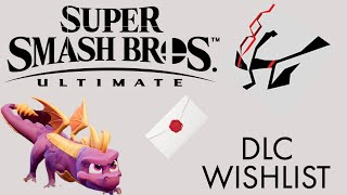 Top 5 Super Smash Bros. Ultimate DLC Wishlist REVEALED! (Fighter Pass 2 DLC)