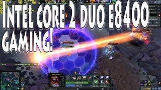 4 Juegos en el Intel Core2duo e8400  - Gaming 2017
