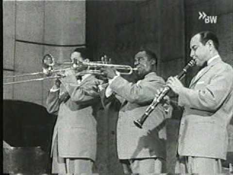 louis armstrong & the all stars basin street blues live '59