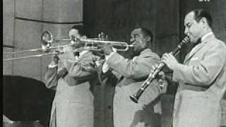 louis armstrong & the all stars basin street blues live