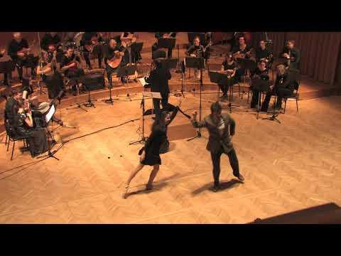 PENNSYLVANIA 6-5000 - Orkester Mandolina Ljubljana cond. Andrej Zupan
