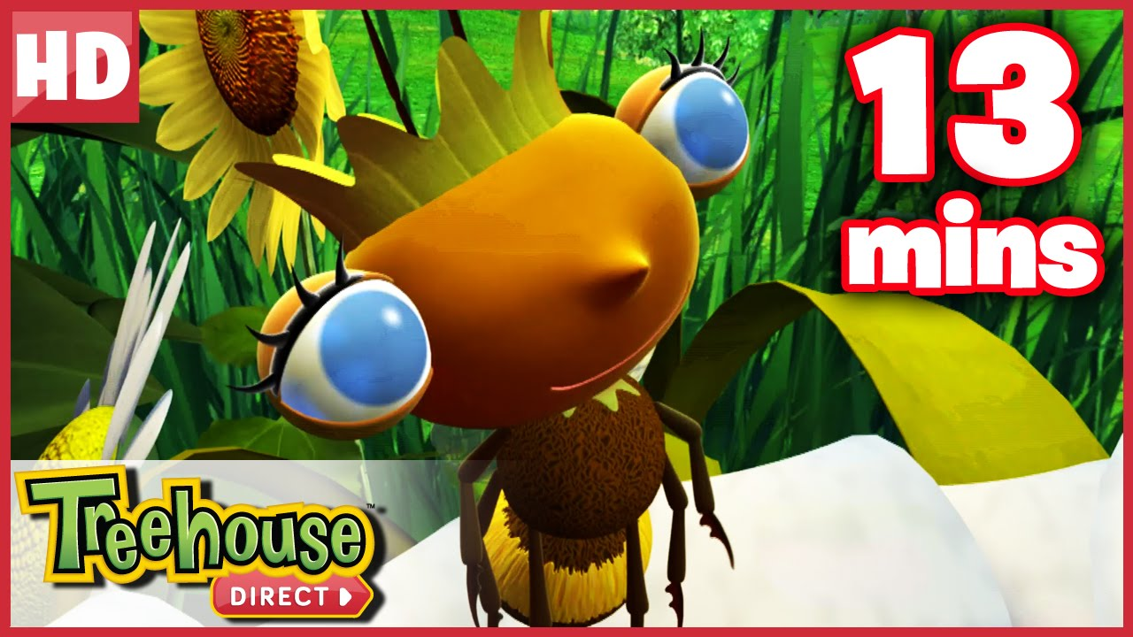 Download Miss Spider: Bumbling Bees - Ep.36B | HD Cartoons