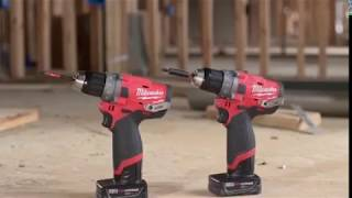 Milwaukee M12 FUEL Cordless 1 2in Drill Drive Tool Only Model 2503 20