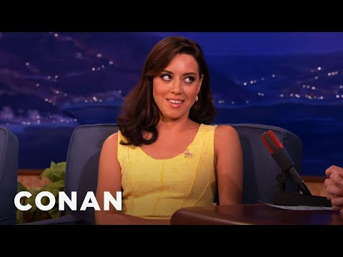 Aubrey Plaza's PenisFilled Summer