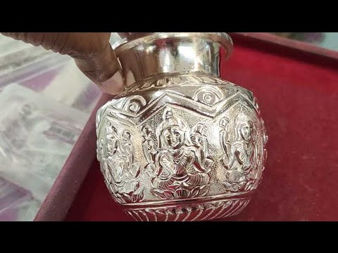 Repeat Silver pooja items with weight and address by Honey