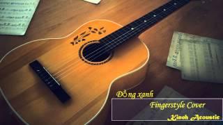 Đồng xanh ( Vy Oanh ) guitar Solo (Tab)