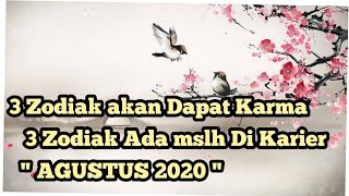 "6 Zodiak yg Kurang Hoki di Bulan Agustus 2020 :Ada karma"""