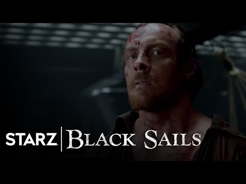 Black Sails | Rise of Silver: Storming the Warship | STARZ