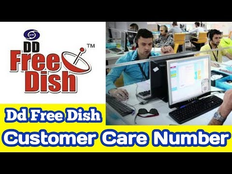 Dd free dish customer care number