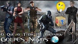 Resident Evil 4 -Super Mods- Novos Golpes e Caixinha Misteriosa? O Que o Titio JM Preparou?