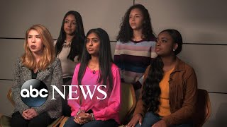 Teen girls open up about the 'constant pressure' of social media
