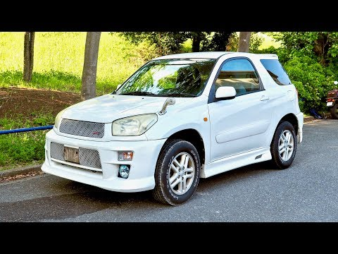2000-toyota-rav4-2-door-4wd-(finland-import)-japan-auction-purchase-review