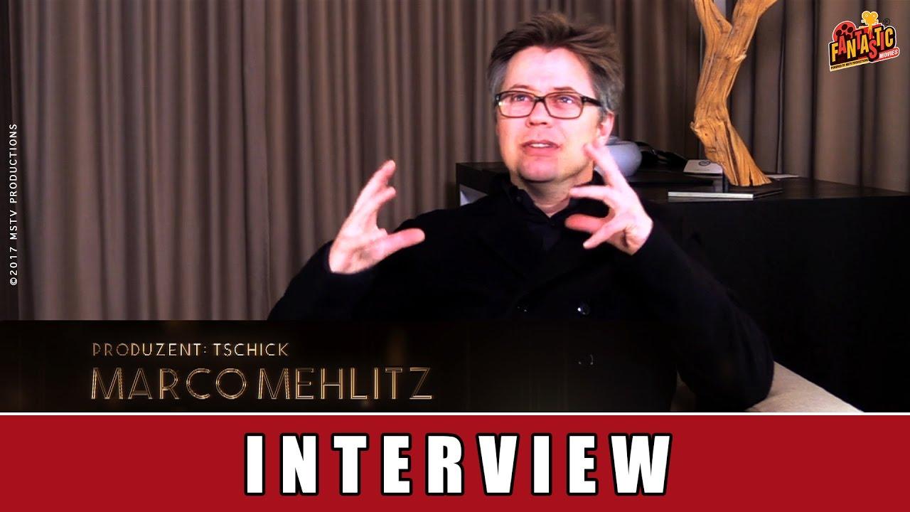 Deutscher Filmpreis 2017 - Interview I Marco Mehlitz I Tschick