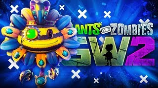 Plants vs. Zombies: GW 2 #57 -  SUN PHARAOH