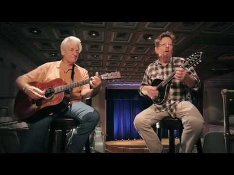 Backstage Pass || Del McCoury Band and Tim O