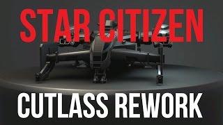 Star Citizen   Cutlass Black Rework