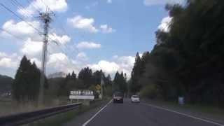 [drive japan]国道118号線 茨城県那珂市-福島県須賀川市 Part.13