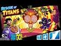 Teen Titans Go! - Rescue of Titans [Cartoon Network Games]