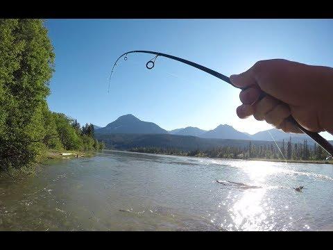 Breathtaking Views, Breathtaking Fishing. Golden British Columbia