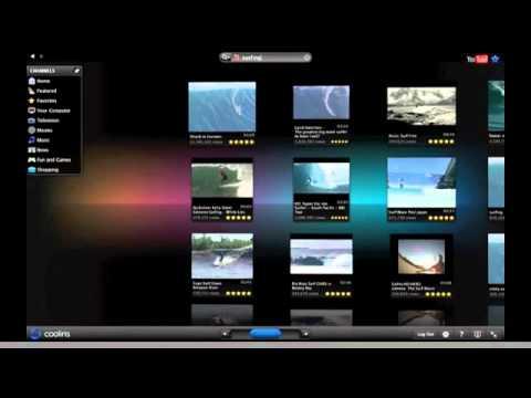 Cooliris   ¿Qué es Cooliris   Media navegador plug in de las características