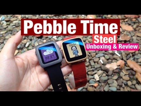 Review Pebble Time Steel Indonesia